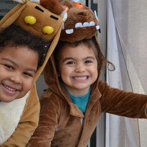 Gruffalo role play