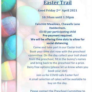 Easter Trail 2021